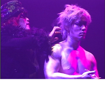 柳延人 HAIR MAIK LIVE2008「A'vant-Gard'ist Show of the drew」イベント映像プロデュース